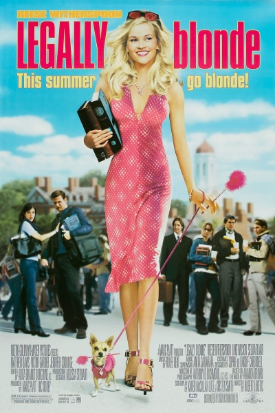 feminist perspective on the movie legally blonde